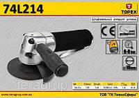 Машина шлифовальная угловая,  TOPEX  74L214