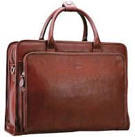 Кожаная сумка для ноутбука Katana 31044-03