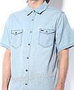 Річна джинсова сорочка Montana, фото 3