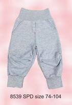 Штаны хлопковые для девочки