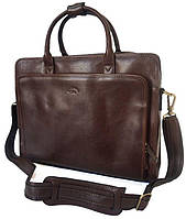 Кожаная сумка для ноутбука Katana 31044-02