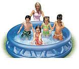 Детский игровой бассейн Intex (188х46), фото 4