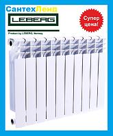 Радиатор Биметаллический Leberg (Норвегия) 500*80