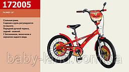 """Велосипед детский двухколесный 20 дюймов """"Ferrari"""" 172005"""