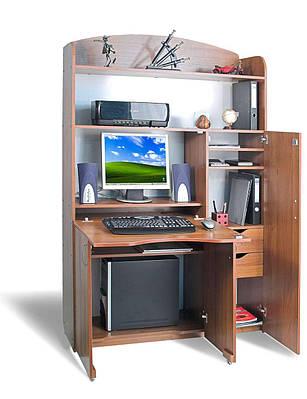 Комп'ютерний стіл Бюро-Б4 Тіса меблі