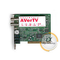 Тюнер PCI TV AVerMedia AVerTV Studio 203 (M168) б/у