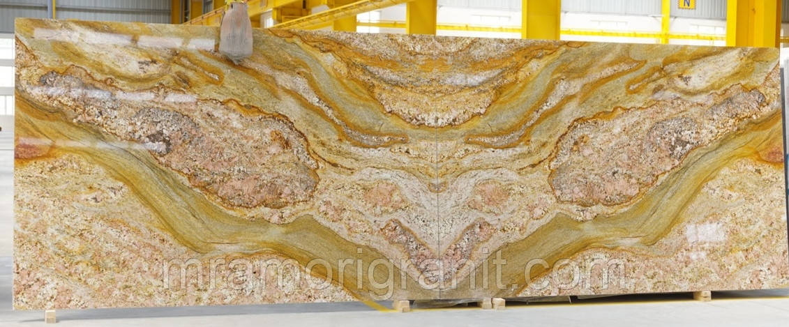 Poważne Imperial Gold желтый гранит: продажа, цена в Киеве. гранит от GX31