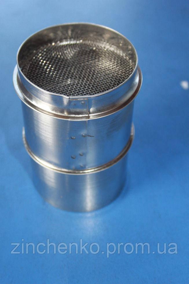Фільтр для меду під банку нержавійка