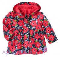 Gymboree Курточка на девочку, Цветы
