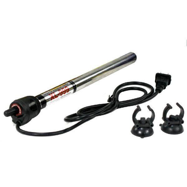 XiLONG Обогреватель аквариумный XiLONG XL 999, с терморегулятором,c корпусом из нержавеющей стали, Мощность (W) 50W до 75л