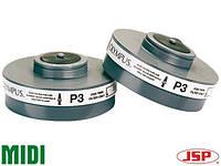 Фильтр противопылевой MAS-MIDI-FIL-P3 (упаковка 2шт)