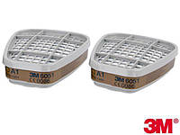 Фильтр-поглотитель 3M-PO-A2 (упаковка 8шт)