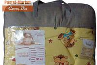Одеяло стеганое шерстяное детское Вилюта