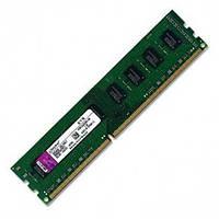 Память Kingston DDR3 1GB PC3-10600U (1333Mhz) комиссионный товар