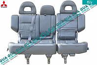 Задние сидения ( комплект ) 6912A248XA Mitsubishi PAJERO III 2000-2006, Mitsubishi PAJERO SPORT 98-, Mitsubishi PAJERO IV 2006-