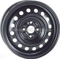 Стальные диски KFZ 9285 Mazda / Suzuki / Toyota 6.0x15/4x100 D54.0 ET45 (Black)