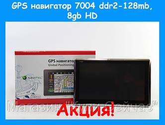 Навигатор GPS 7004 ddr2-128mb, 8gb HD!Акция, фото 2