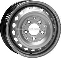 Стальные диски KFZ 8445 Mercedes-Benz / Volkswagen 6.0x15/5x130 D84.0 ET83 (Silver)