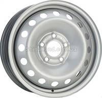 Стальные диски KFZ 9506 Nissan / Opel / Renault 6.0x16/5x118 D71.0 ET50 (Silver)
