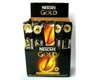 Кофе Nescafe Gold в пакетиках 2г
