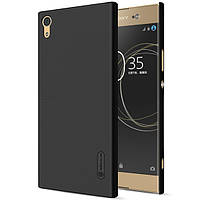 Чехол Nillkin Matte для Sony Xperia XA1 Ultra (+ пленка) Черный