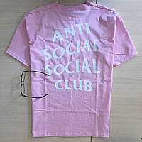 Футболка Anti Social social club Бирка ASSC, фото 1