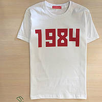 Футболка Гоша Рубчинский 1984 | Бирка | Живые фото, фото 1