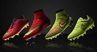 Новая летняя коллекция инновационных бутс от Nike