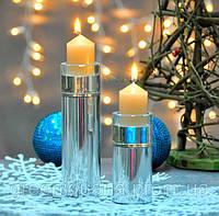 Свеча с праздничным ароматом 35х50 мм