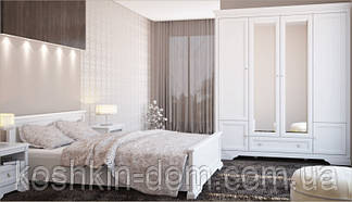 Спальня Клео Gerbor (4 элемента, модульная спальня)