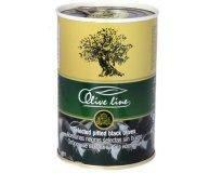 Маслины Olive Line отборные без косточки 420г