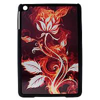 """Чехол для планшета Drobak 3D для Apple iPad mini """"Квітка"""" (930212)"""