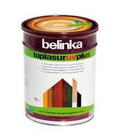 Краска - лазурь Belinka TopLasur UV Plus 1 л