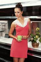 Вискозная женская ночная рубашка Violetta от TM Komilfo, фото 1
