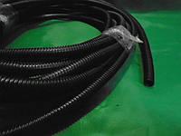 Автомобильная гофра для проводки разрезная 11мм (1м)