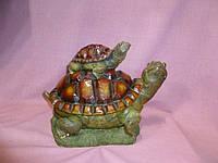 Черепахи статуэтка фигурка декоративная