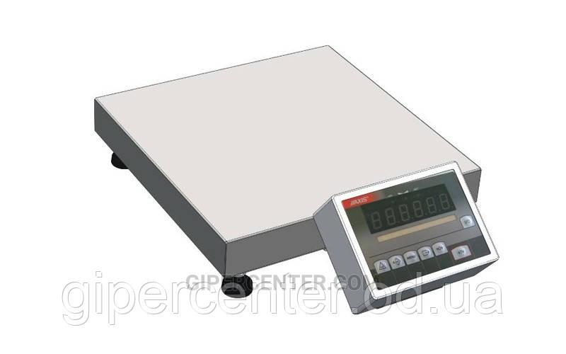 Товарные весы BDU30-0,5-0404 стандарт 400х400 мм (без стойки, до 30 кг)