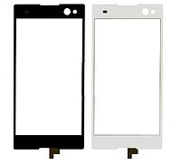 Сенсор (тачскрин) для Sony D2502 Xperia C3 Dual белый Оригинал