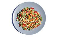 Смесь мексиканская замороженная весовая (фасоль стрючковая, перец, морковка, кукуруза, лук)