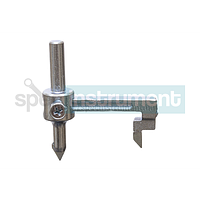 Циркуль под дрель для резки плитки 20-100 мм HTOOLS 16K450