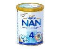 Заменитель грудного молока Nestle Nan4 400г