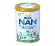 Смесь Nestle NAN Кисломолочный 1 молочная 400г