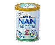 Смесь Nestle NAN Кисломолочный 2 молочная 400г