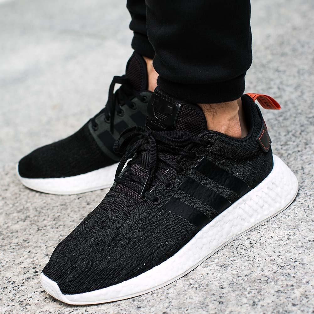 new style fa4b5 281d6 Оригинальные мужские кроссовки Adidas NMD R2