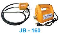 Глубинный вибратор ручной JB-160
