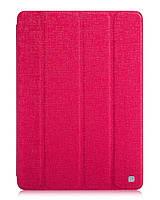 Чехол для планшета IPad (2017), Apple iPad A1822-1823 HOCO Star leather case, hot pink