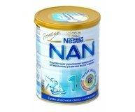 Заменитель грудного молока Nestle Nan1 800г