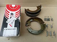 Колодка тормозная барабан Mercedes Sprinter,VW Crafter (пр-во ABE)