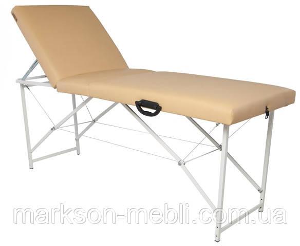 Trio Lux Массажный стол-кушетка трехсекционный складной