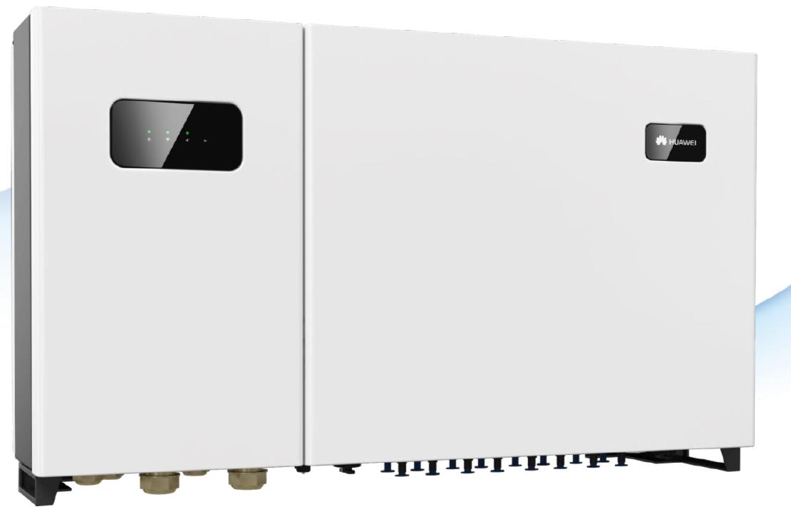 Сетевой инвертор Huawei SUN2000-33KTL-A